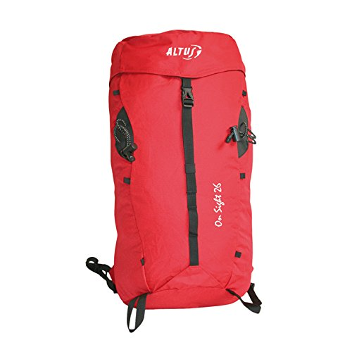 Altus On Sight - Mochila, Unisex, Color Rojo, Talla única: Amazon.es: Zapatos y complementos