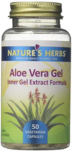 Zand Aloe Vera Gel Herbal Supplements, 50 Count For Sale