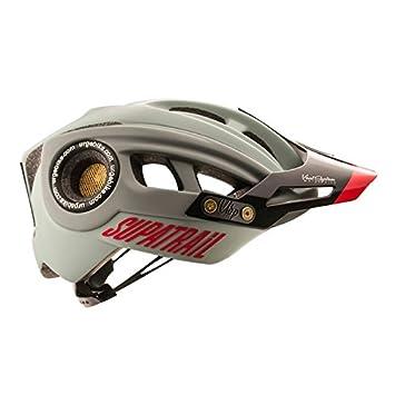 Urge ubp18210l Casco de Bicicleta de montaña Unisex, Gris, L/XL ...
