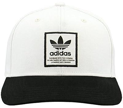 adidas Men's Originals Trefoil Patch Snapback Cap from Agron Hats & Accessories