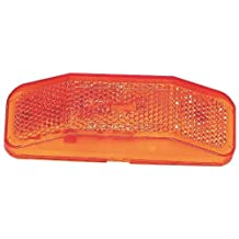 Bargman 34-99-002 #99 Series Amber Clearance Light