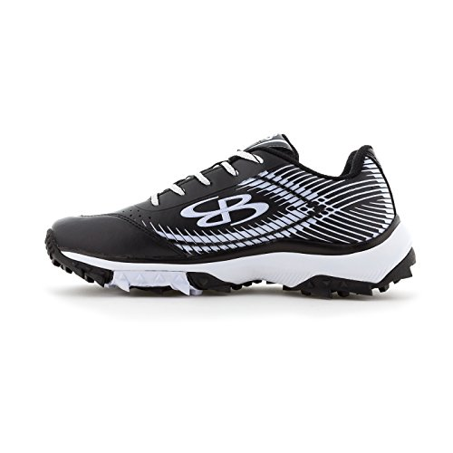 9674ac9e4 Boombah Women s Frenzy Turf Black White - Size 10 available in Qatar ...
