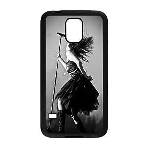 Samsung Galaxy S5 Phone Case Within Temptation F5K8588