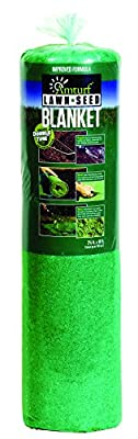 Amturf 25290 Sun and Shade Mix Southern-Warm Lawn Seed Blanket