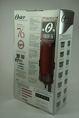 oster clipper box - 8