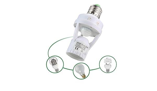 MI-EShop Zócalo infrarrojo del sensor de la luz del ...