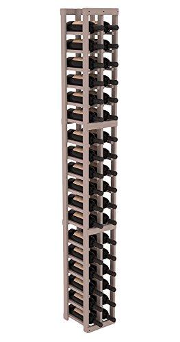 Wine Racks America Redwood 2 Column Wine Cellar Kit. 13 Stains to Choose From!