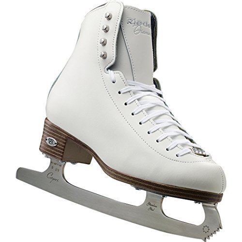 - Riedell 33 Diamond Junior Girls Figure Skates