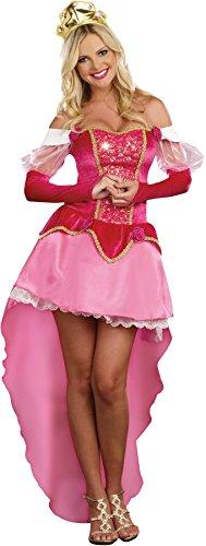 Sleeping Princess Adult Costume - (Sleeping Beauty Fairy Costumes For Adults)