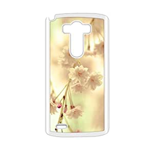 Aesthetic flowers design fashion phone case for LG G3