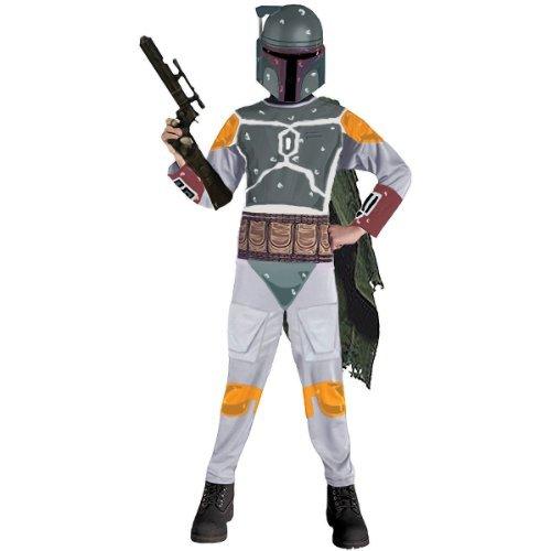 Boba Fett Costume - Medium -