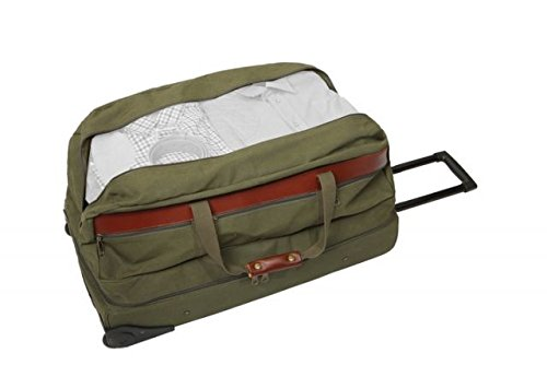 Boyt Harness Covey Rolling Duffel Bag (36-Inch) by Boyt Harness