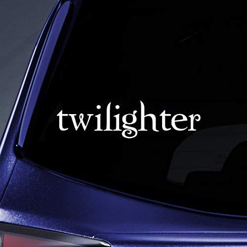Bargain Max Decals - Twilighter Sticker Decal Notebook Car Laptop 8
