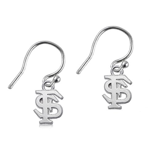 Sterling Silver Baseball Post Earrings - 9
