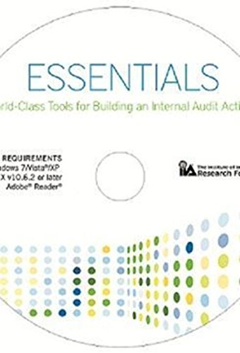 ass Tools for Building an Internal Audit Activity, 2nd Edition (Internal Audit Activitys)