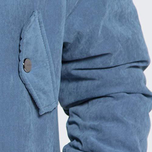 Vestes Survêtements Femmes Casual Polaire Loisirs Parkas Longues Manteau Chaud Zhrui Veste Air Manches Avec En Zip À Veste Capuchon Plein qptWT