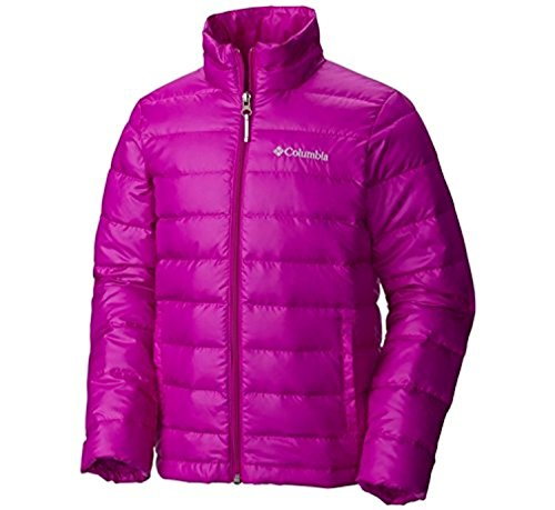 Airspace Youth White Down Plum Bright Columbia Jacket P7qSA1
