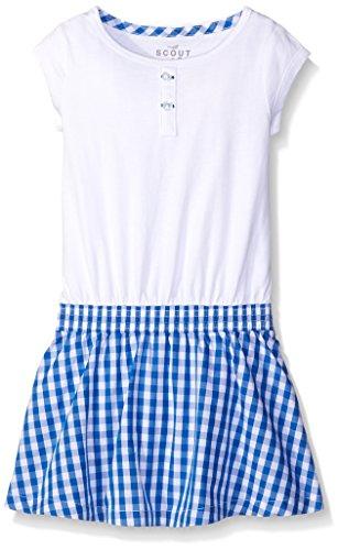 Buy blue gingham dress amazon - 1