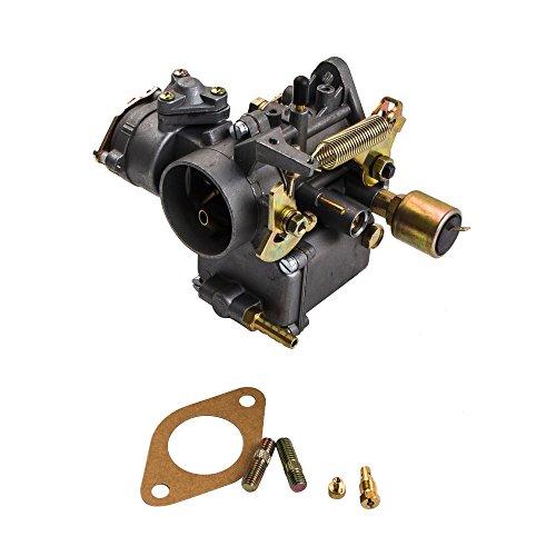 Transporter Carburetor (maXpeedingrods Carburetor for VW Squareback 1967-1973, VW Transporter 1969-1972, 34PICT-3, 113129031K, 98-1289-B, VW Air Cooled 1600cc Dual-Port Engine)