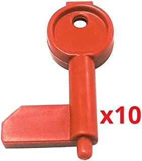 Reset Key by Midland Fire On-Line 10x Fike Manual Call Point Break Glass Test