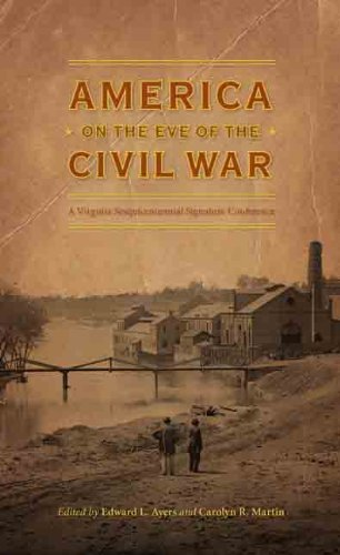 America on the Eve of the Civil War PDF