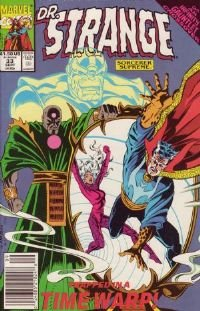 Doctor Strange, Sorcerer Supreme #33 (An Infinity Gauntlet Crossover) September 1991
