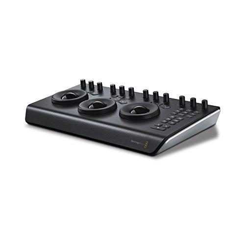 Blackmagic Design Davinci Resolve Micro Panel   Portable Low Profile Control Panel