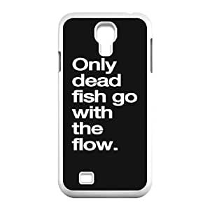 Quotes And Wisdom Samsung Galaxy S4 Case White Yearinspace918640