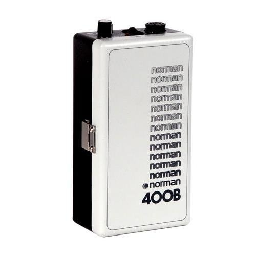Norman P400B 400ws Portable Battery Operated Power Pack. by Norman