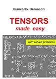 img - for TENSORS made easy with SOLVED PROBLEMS book / textbook / text book