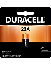 Duracell Photo/Electronic Batteries Size 28-1 Count