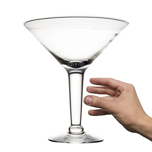 Libbey Big Martini Glass, 44 Ounce