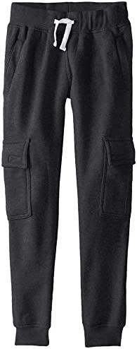 Southpole Boys' Active Basic Jogger Fleece Pants