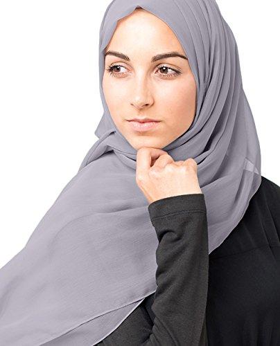 InEssence Chiffon Scarf Ladies Hijab