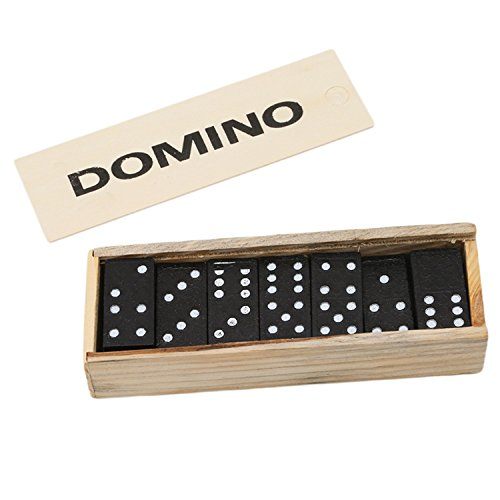 1000 wood dominoes - 4
