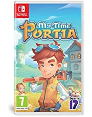 My Time At Portia, Nintendo Switch