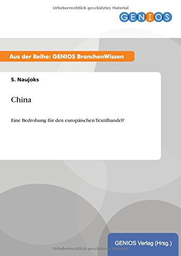 Read Online China (German Edition) ebook