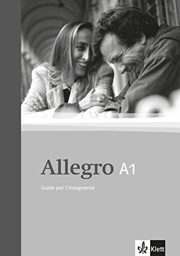 Allegro 1: Guida per l\'insegnante