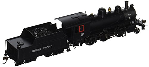 Bachmann Industries Alco 2-6-0 DCC Sound Value Equipped HO Scale #39 Union Pacific Locomotive -  51810