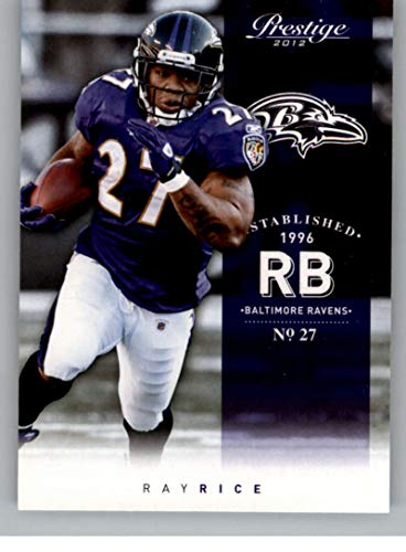 (2012 Panini Prestige Football #14 Ray Rice Baltimore Ravens)