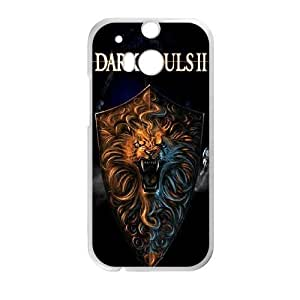 HTC One M8 Case Cell phone Case Dark Souls Plastic Rtmq Durable Cover