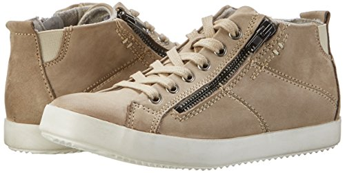 324 Tamaris top 25295 Sneakers Hi Brown pepper Women''s n6n0A