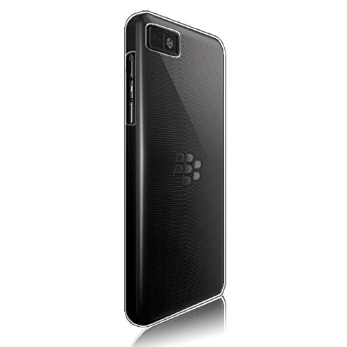Gioiabazar Crystal Clear Transparent Soft TPU Case Cover for BlackBerry Z10