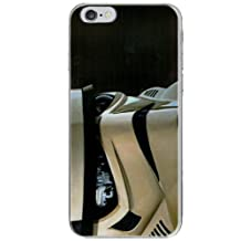 """iPhone 6/6s (4.7"""") Star Wars Silicone Phone Case / Gel Cover for Apple iPhone 6S 6 (4.7"""") / Screen Protector & Cloth / iCHOOSE / Stormtrooper Visor"""