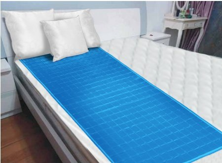 amazoncom new luxury cool gel mattress pad xlarge best cooling matgel bed pad great ability to keep you so kool comfortably while sleeps