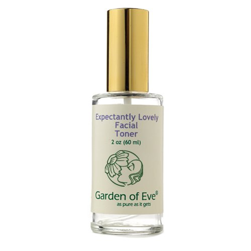 Nurturing Toner - Garden of Eve Expectantly Lovely Facial Toner (Pregnancy safe / Normal/ Sensitive) Hydrating (Non-alcohol, Non-drying)(Certified Organic Ingredients) Fragrance-Free (No synthetic ingredients)-2 oz