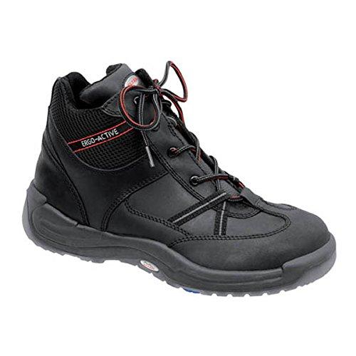 """Elten 7628101-44 - Taglia 44 esd tipo s3 1 """"nero roger"""" calzatura di sicurezza - multicolore"""