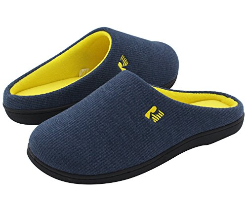 RockDove Two Tone Slippers Breathable Texture product image