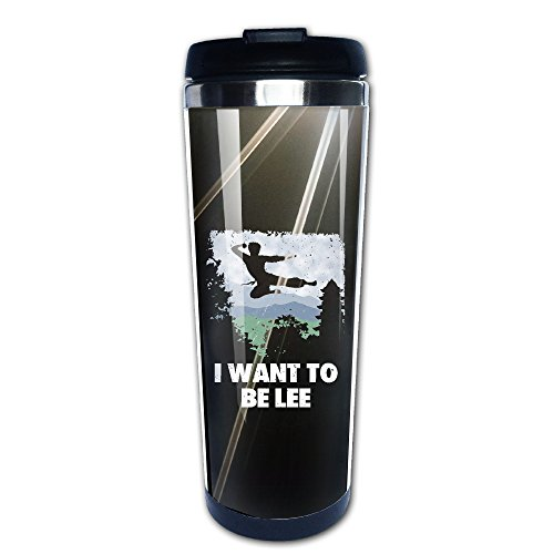 I Want To Be Lee Travel Tumbler (Ending The Food Fight compare prices)