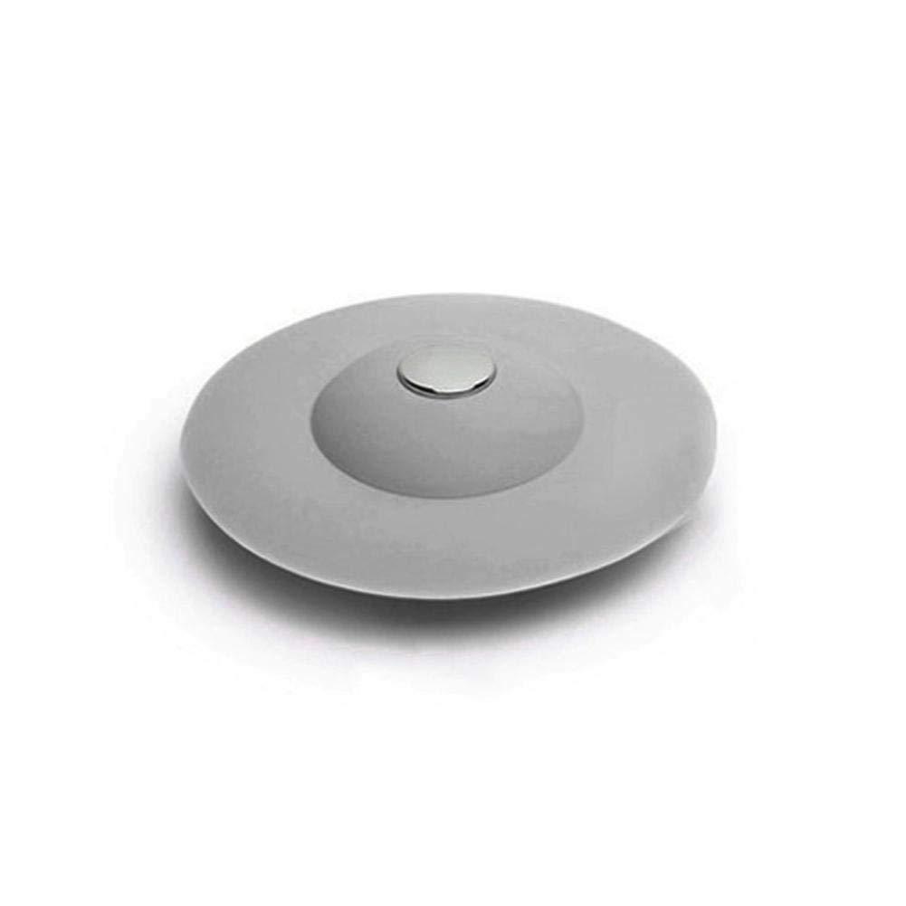 KATURN Silicone Tub Stopper Drain Plug, Deodorant Sink Bathtub Flume Drain Protector Kitchen Bathroom Accessory